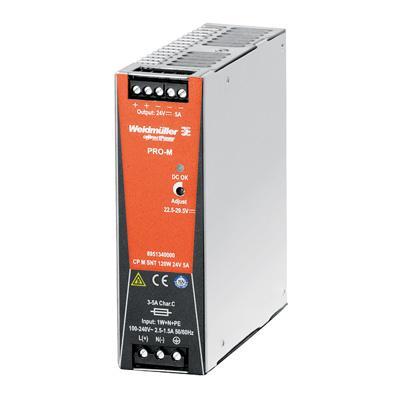 CP M SNT 120W 24V 5A (1 ks) 1